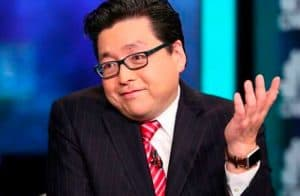 Tom Lee aposta que o Ethereum chegará a US$1.900 até o final de 2019