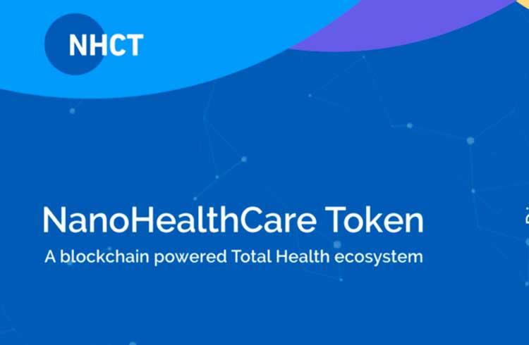 A Blockchain Healthcare Company NHCT anuncia sua pré-venda de tokens a partir de 1º de outubro de 2018
