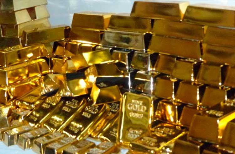 A disrupção provocada pelos tokens; ouro físico é agora comercializado digitalmente