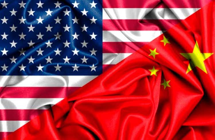 Guerra comercial entre Estados Unidos e China pode atingir mineração de criptomoedas