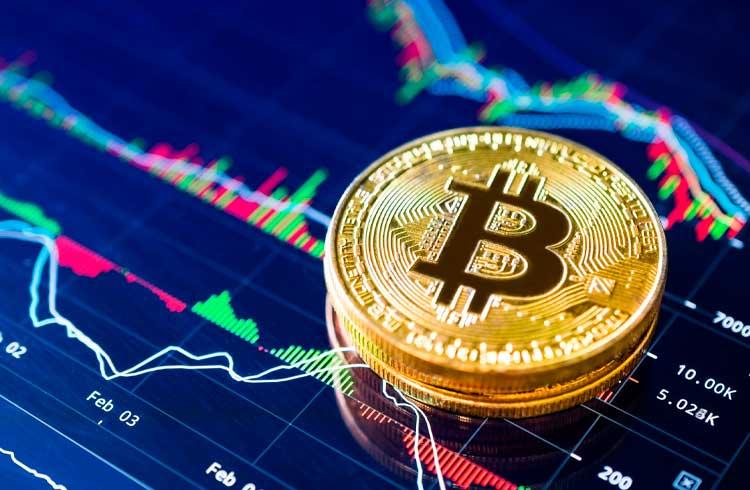 Mercado de criptomoedas amanhece no vermelho; XRP e Dash registram as maiores perdas