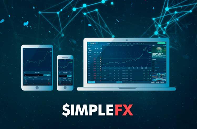 Plataforma de trade da SimpleFX reduz 20% do spread nas negociações por tempo limitado