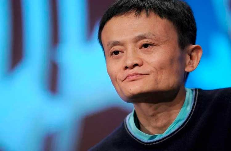 Presidente do Alibaba diz que quer transformar o mundo em uma sociedade sem dinheiro