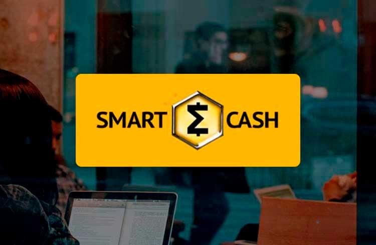 SmartCash lança cartão de débito com criptomoedas aceito no Brasil e no mundo