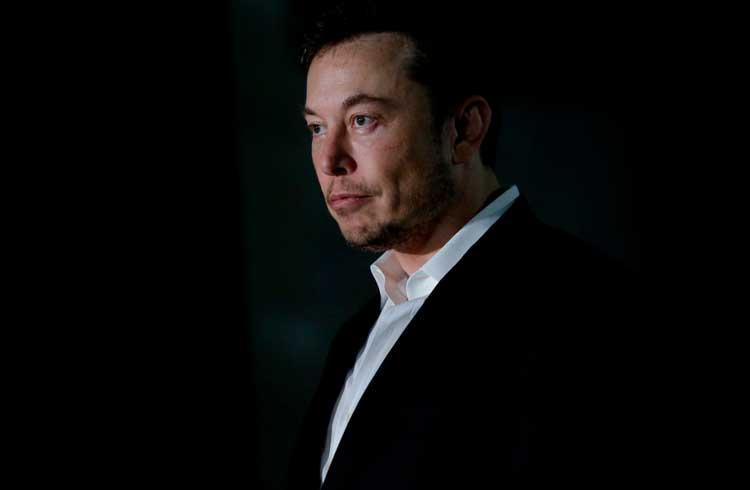 Twitter promove golpe de oferta de criptomoeda com perfil falso de Elon Musk