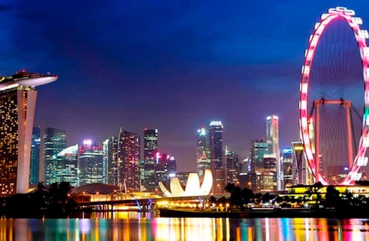 """Cingapura anuncia """"Token Day"""""""