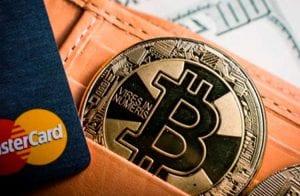 Fintech lança cartão de crédito internacional de Bitcoin com a bandeira Mastercard