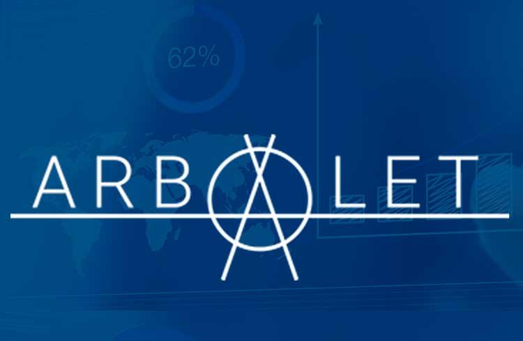 Arbolet uma nova Internet superior anuncia a localização em inglês
