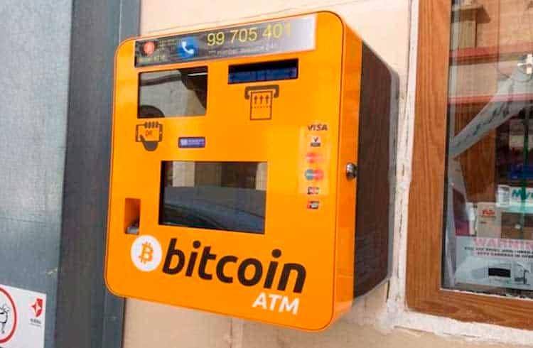 Bitcoin esta morto? A cada dia, 6 novos ATMs focados em criptoativos foram instalados em 2018