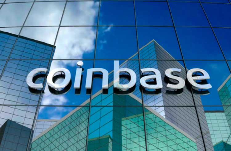 Coinbase movimenta US$5 bilhões e registra a maior transferência de criptoativos já feita