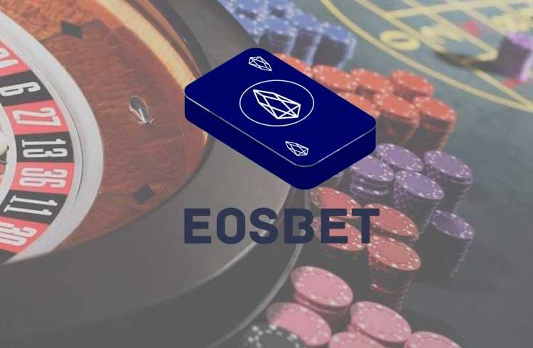 EOSBet se torna o primeiro cassino de Blockchain licenciado