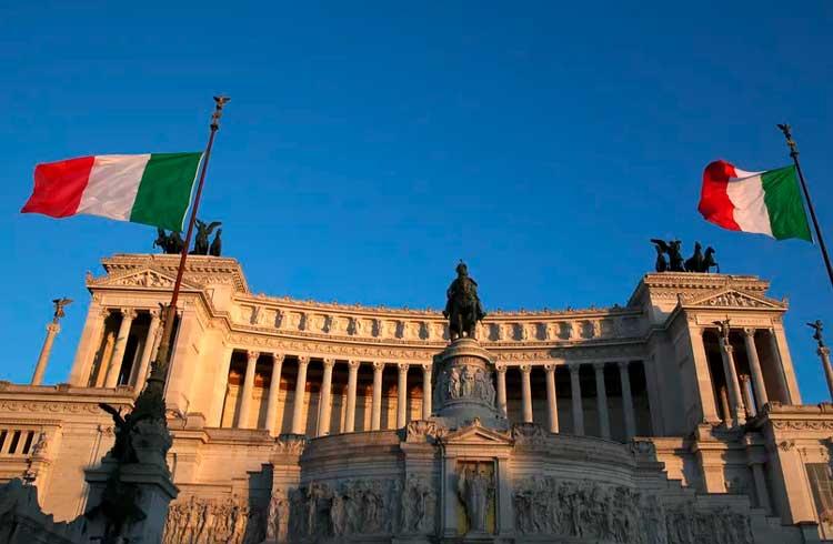 Governo da Itália seleciona grupo para discutir políticas sobre criptoativos e DLTs