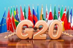 Grupo G20 afirma que regulação de criptomoedas será baseada em parâmetros mundiais