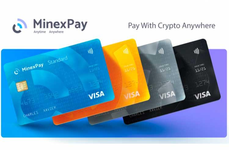 MinexPay anuncia teste público de sua carteira online para os cartões MinexPay