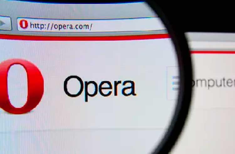 Opera lança navegador para Android que suporta Ethereum e DApps