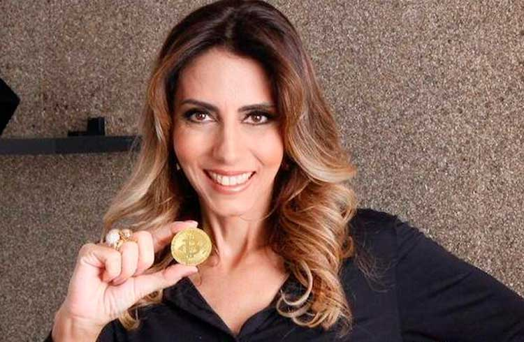 Simone Abravanel lança o primeiro digital bank que irá operar com Bitcoin e blockchain