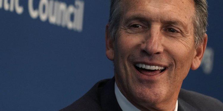 Ex-CEO da Starbucks e potencial candidato à presidência dos EUA é fã das criptomoedas
