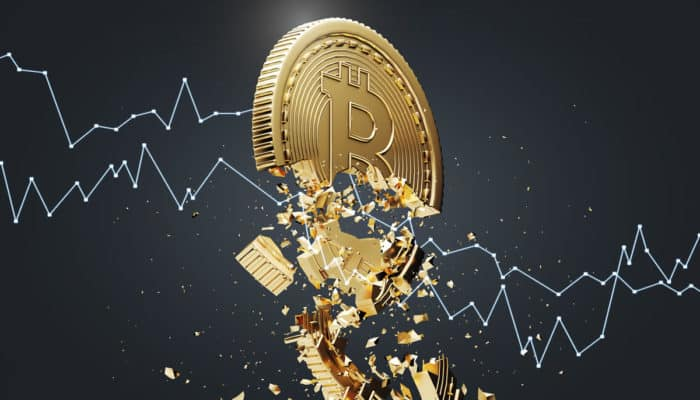 Bitcoin desvaloriza mais de 70% em 2018