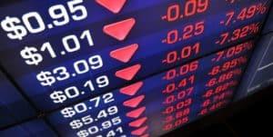 Mercados financeiros registram seu pior desempenho anual desde 2008