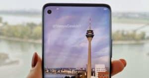 Fotos vazadas revelam que o novo Galaxy S10 pode vir com um carteira de criptomoedas integrada