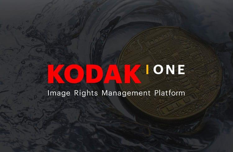 KodakOne registra mais de US$1 milhão em pedidos de licenciamento mesmo após acusação de fraude
