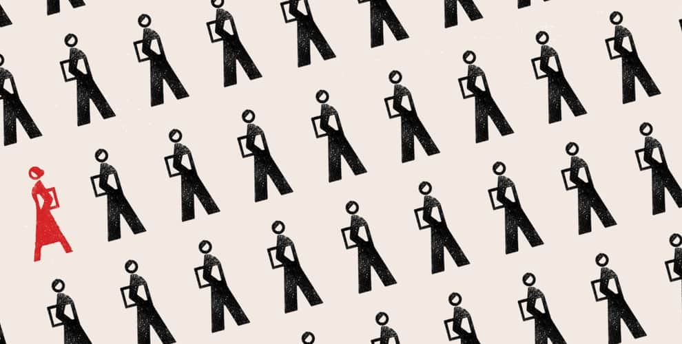 Quase 80% dos participantes em eventos relacionados às criptomoedas são do sexo masculino