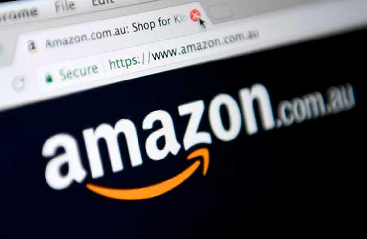 12% dos clientes da Amazon dizem que comprariam criptomoedas através da empresa