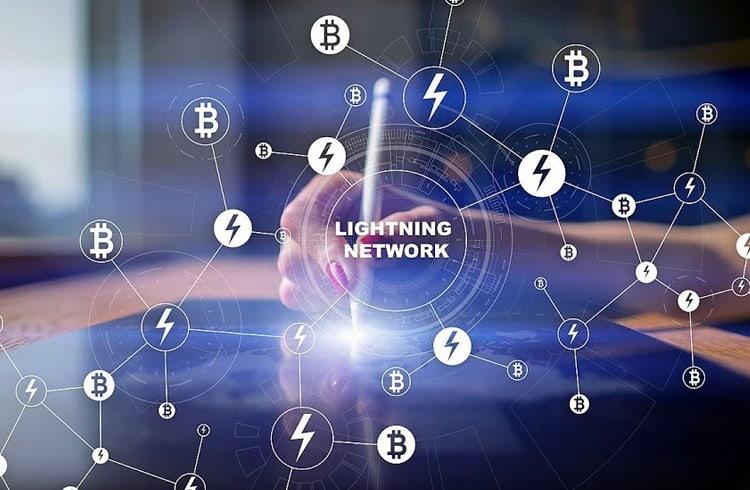 Relatório mostra que a Lightning Network cresceu mais de 830% e tem 710 BTC