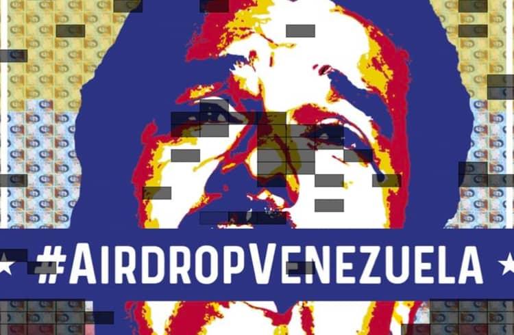 """Ativistas de Bitcoin """"derrubam"""" presidente da Venezuela Nicolás Maduro"""