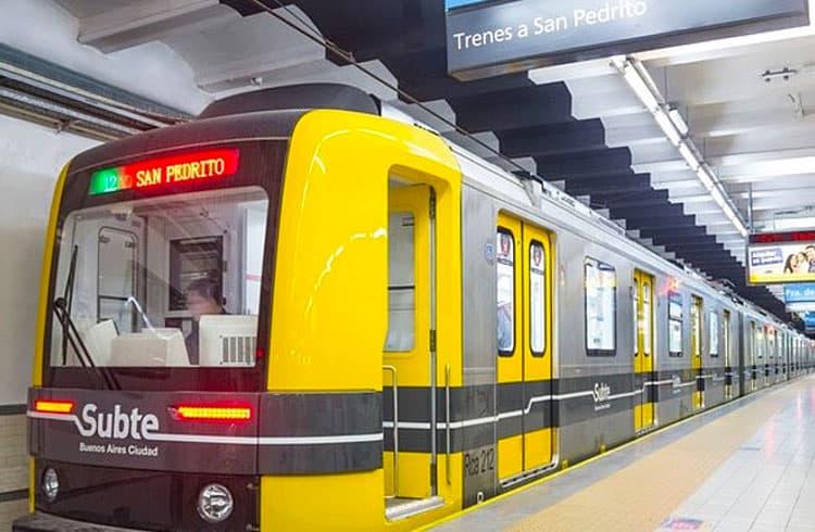 Argentina permite pagar passagem do metrô com Bitcoin