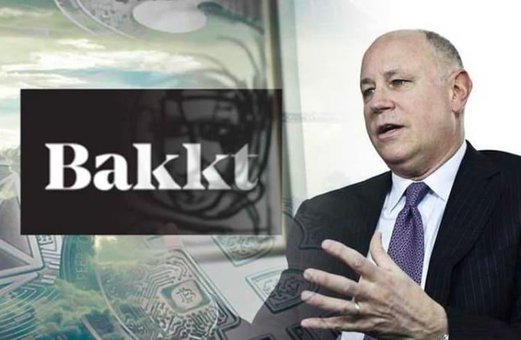 CEO da ICE garante que a plataforma Bakkt será lançada ainda este ano