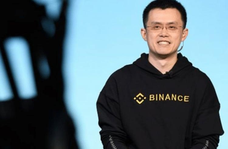 CEO da Binance revela data de lançamento da versão teste de exchange descentralizada