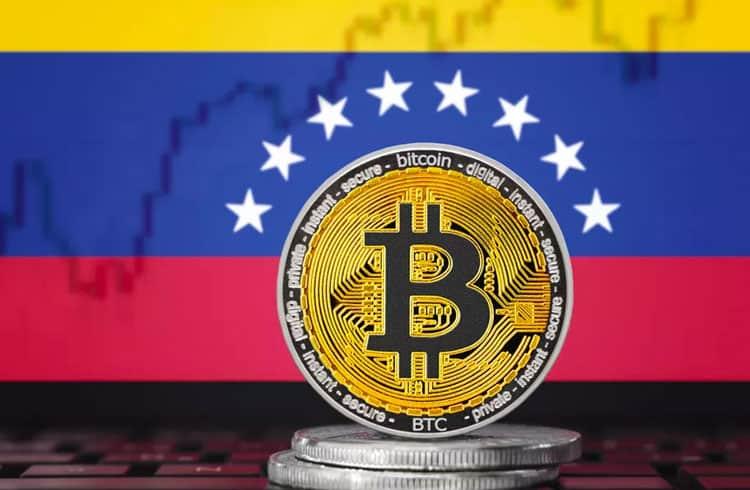 Venezuela bate recorde de negociações com Bitcoin em meio ao colapso econômico