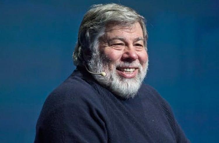 """Fundador da Apple Steve Wozniak diz que o mercado em baixa """"criou valor para o Bitcoin"""""""