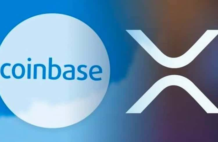 Token da Ripple cai mais de 3% após ser listado na exchange Coinbase