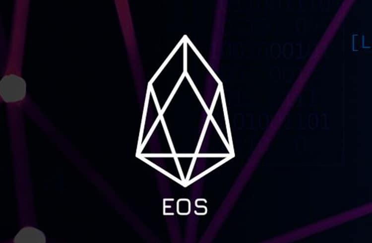 EOS valoriza 30% e ultrapassa a Litecoin novamente
