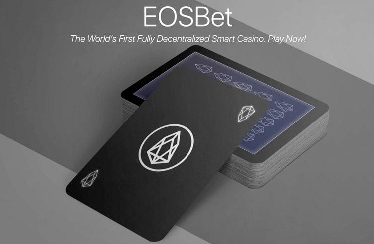 EOSBet anuncia o lançamento de um sistema de contas descentralizado, juntamente com depósitos e apostas nativas em Bitcoins.
