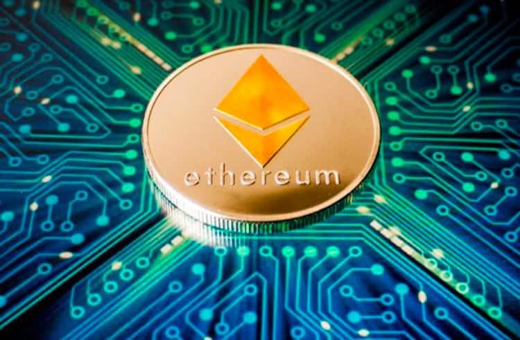 Ethereum recupera a posição de segunda maior criptomoeda do mercado