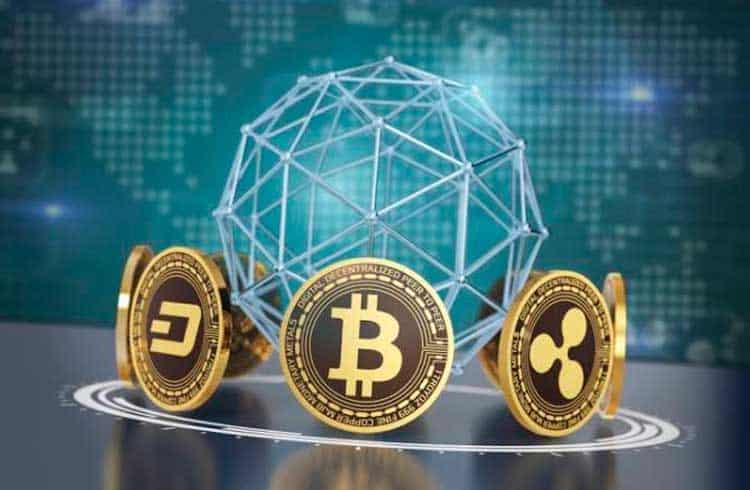 Mercado de criptomoedas volta a recuar; Nem registra perda de 14%