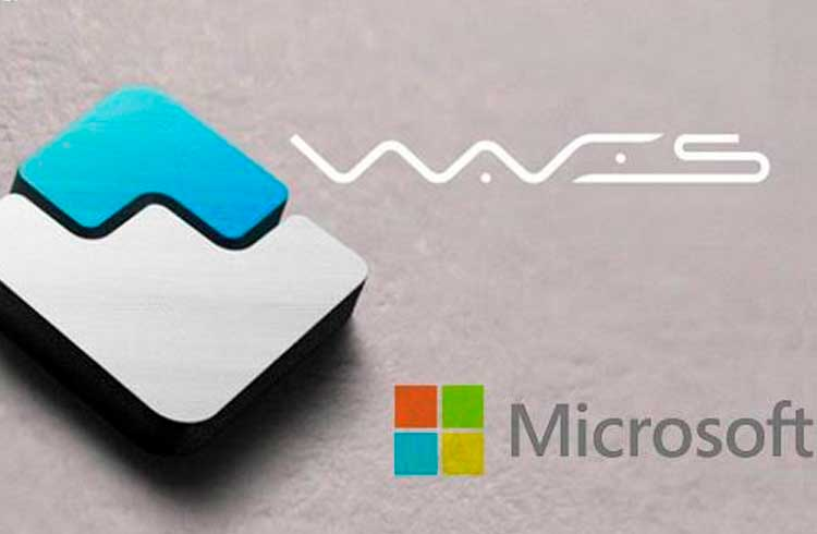 Microsoft disponibiliza contratos inteligentes da Waves