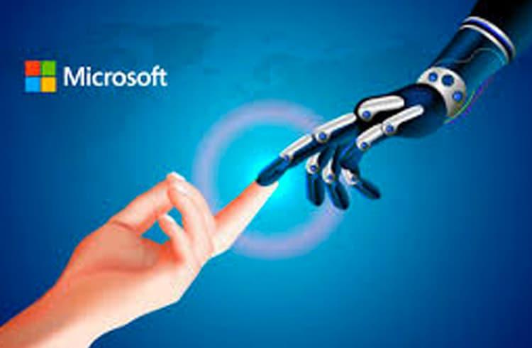 Microsoft e Telefônica fazem parceria focada em inovação com blockchain e IA