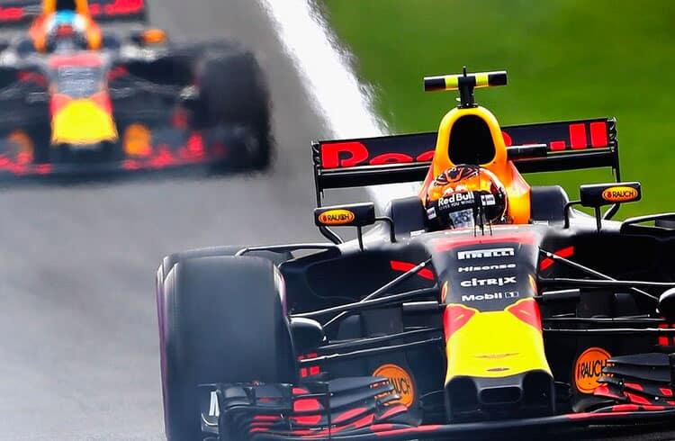 Red Bull anuncia primeiro patrocinador do universo cripto na história da Fórmula 1