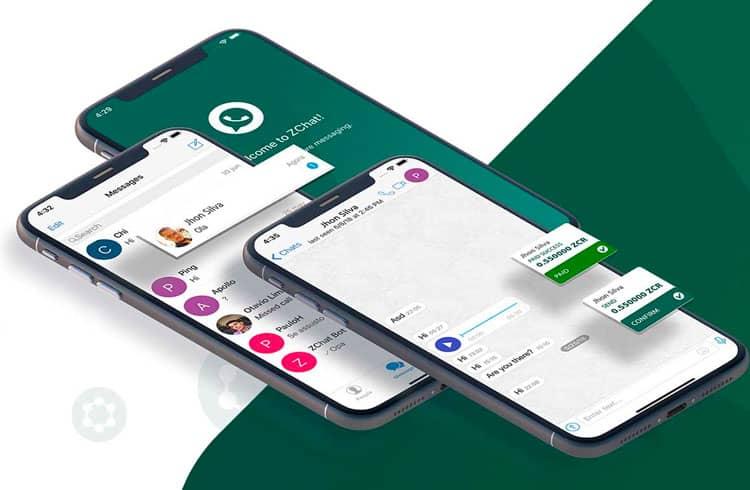 Zcore anuncia aplicativo de mensagem e novo conselheiro de blockchain