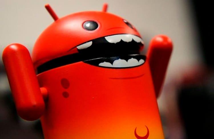 Malware atinge usuários de 32 aplicativos para Android relacionados a criptoativos