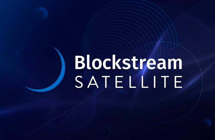 API da Blockstream já está disponível na rede principal e é possível transmitir dados via satélite