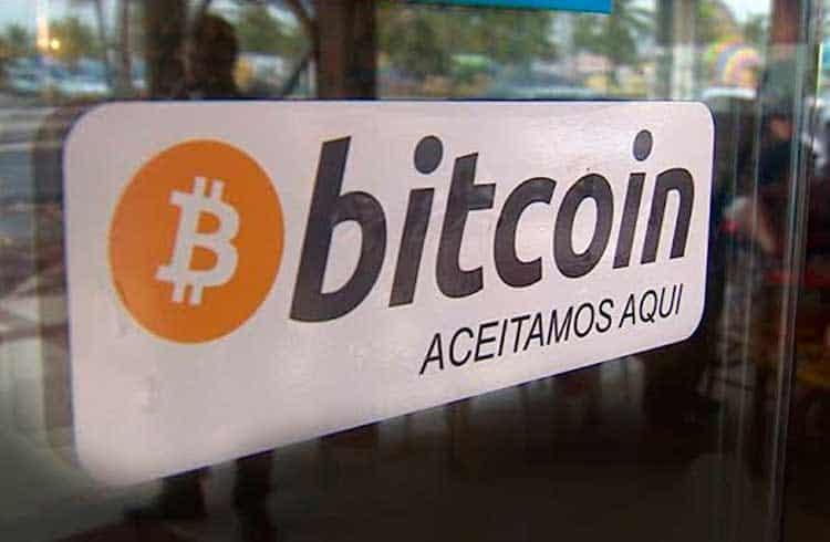 Bitcoin agora é aceito em Feira Livre de Florianópolis