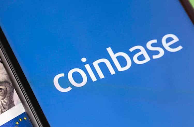 Clientes da Coinbase agora podem enviar criptomoedas direto pelo aplicativo