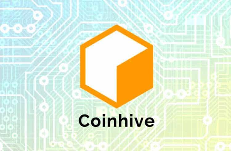 Coinhive é descontinuado; Será o fim do cryptojacking?