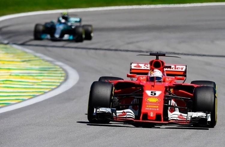 Fórmula 1 ganhará jogo baseado em blockchain