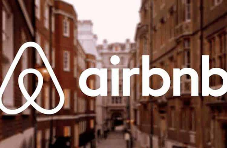 Gift card agora permite pagamentos no Airbnb com criptomoedas nos EUA